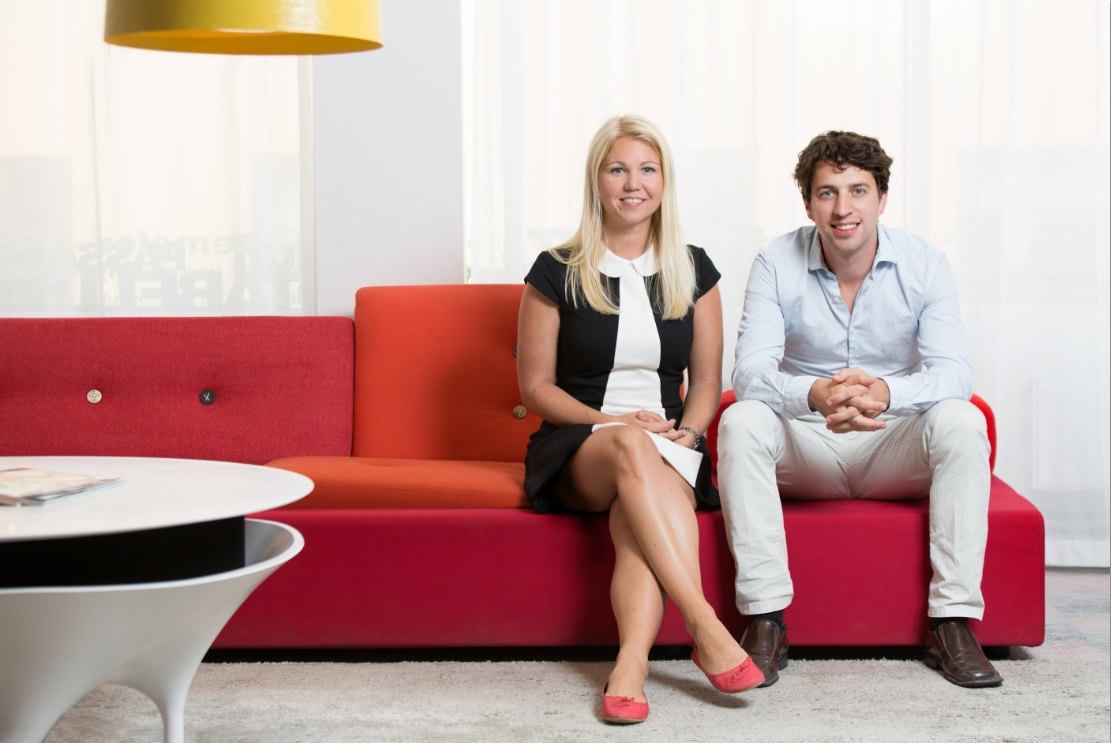 Chat with Dr. Raoul Scherwitzl and Dr. Elina Berglund, Co-founders of Natural Cycles