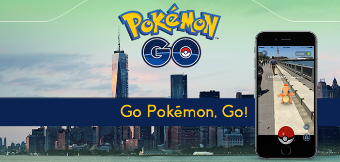 Pokémon Go Comes Storming Into Our World