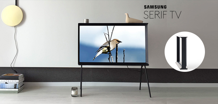 Samsung's Serif TV launches in US