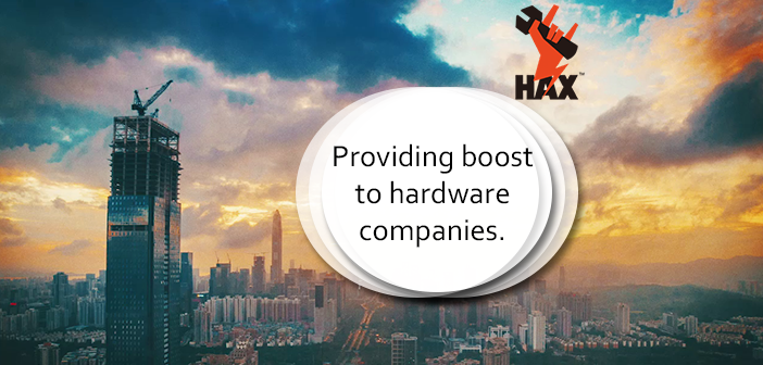China's Hax Accelerator to Invest in Indian Hardware-based Startups