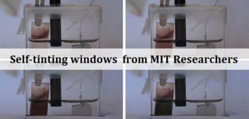 Scientist From MIT Has Developed Rapid Self-Tinting Windows.