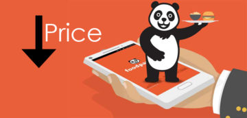 Reassessment of FoodPanda in Southeast Asia- Up for sale at less than $1mn