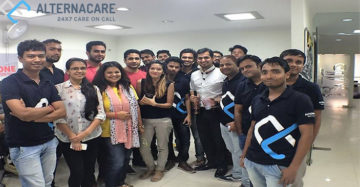 Alterna Care raised $500K of seed funding from Eros Labs