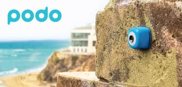 Podo's Bluetooth-enabled Cameras Are Redefining Smartphone Photography