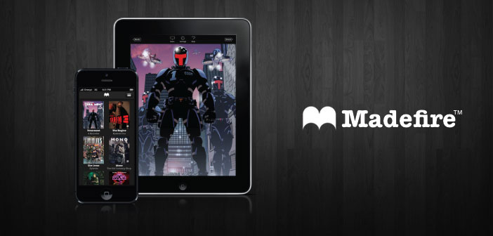 Madefire, A Digital Comics Startup Introduces Its First Ever VR App.