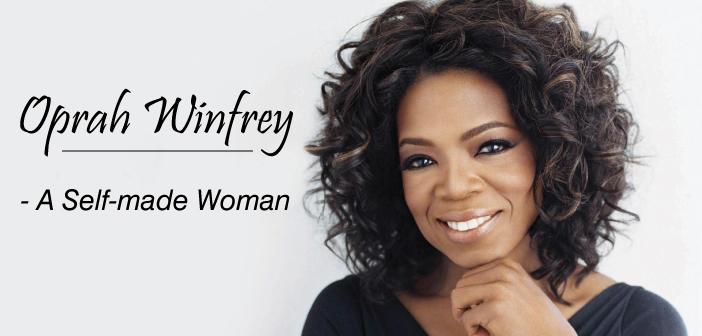 Story of Oprah Winfrey