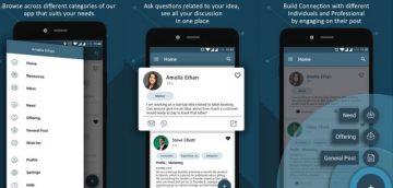 Bevy - Everything Startups app to help entrepreneurs