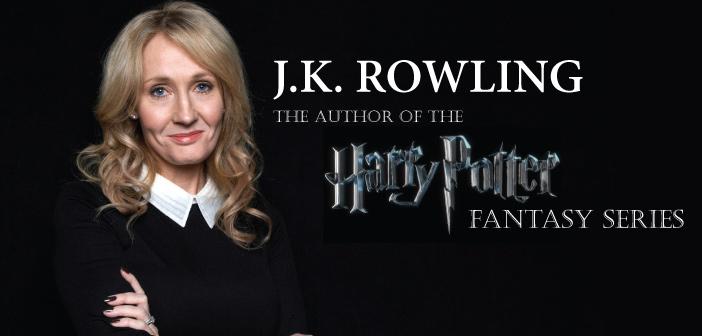Story Of J.K. Rowling