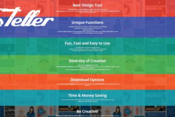 PixTeller Helps Non – Designer To Create, Edit Images for Cover Page, Poster, Instagram Posts Easily