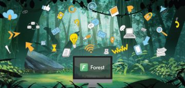 Forest - One Application Interface For All Activities