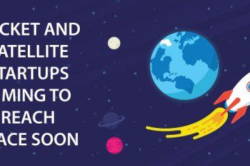 Going Interstellar: Startups rocketing the Space Race