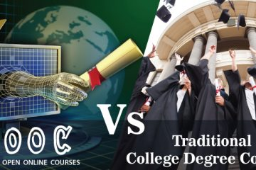 How MOOCs Are Competing with Traditional College Degree Courses ?