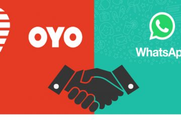 OYO Teams Up With WhatsApp For Business Solutions