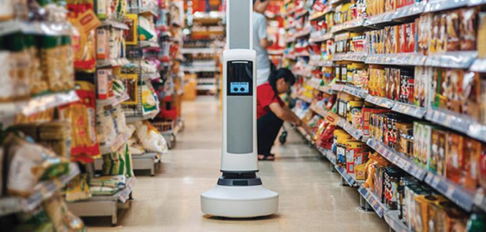 Amazon Making Alarming Moves with Grocery Store Robots